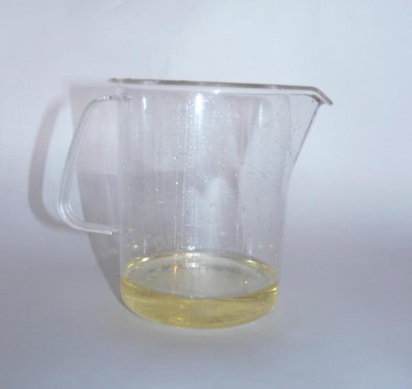 Растительное масло для приготовления эмульсии