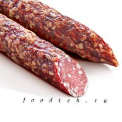 Сыровяленые колбасные изделия