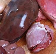 Использование субпродуктов в мясоперерабатывающей промышленности