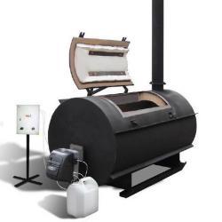 Крематоры для утилизации пищевых и биологических отходов