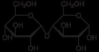 Молекула мальтозы