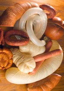 Натуральные колбасные оболочки